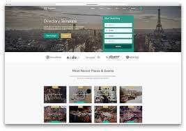 web design templates top 20 html5 real estate website templates 2017 colorlib