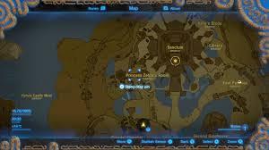 the legend of zelda breath of the wild guide locked memories