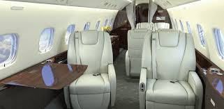 Legacy 650 Interior Embraer Shows Off Complete Jet Family With New Legacys Business