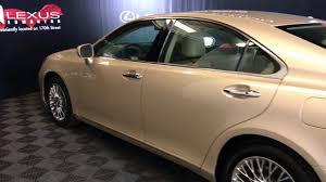 2012 lexus es 350 owner reviews used tan 2008 lexus es 350 walkaround review lacombe alberta youtube