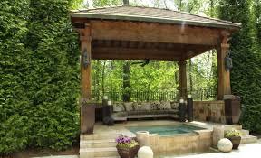 Rustic Gazebo Ideas by 4 Ideas To Have A Garden Gazebo