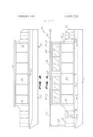 patent us3800726 pontoon house boat google patents