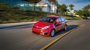 hatchback cars kia kia rio hatchback and sedan facelift
