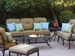patio 3 great conversation patio sets home decor photos