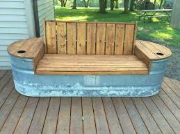 How To Make A Toy Box Bench Seat by Best 25 Patio Bench Ideas On Pinterest Fire Pit Gazebo Pallet