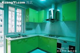 blue and green kitchen kitchen cabinets green kitchen cabinets modern kitchen decoration