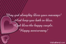 wish for marriage blessing religious anniversary wishes