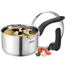 cuisine à la vapeur vapeur pot cuisine accessoires fond casserole nouilles