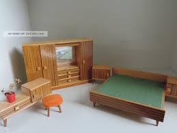 Schlafzimmer Zubeh Antikspielzeug Puppen U0026 Zubehör Puppenstubenzubehör Original