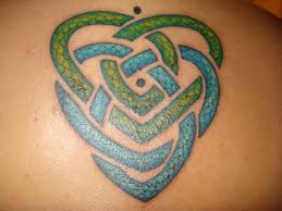 motherhood amazing celtic knot tattoos design idea for