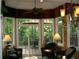 Window Treatments For Kitchen by Window Treatments In Model Homes Window Treatment Dining Room