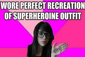 Geek Meme - why the fake geek girl meme needs to die