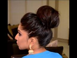 big bun hair tutorial
