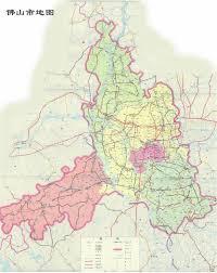 Shenzhen China Map Foshan City Map Foshan China U2022 Mappery
