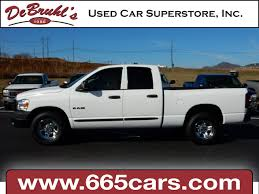 dodge ram superstore used cars for sale at debruhl s used cars