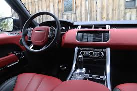 2015 range rover dashboard review 2015 range rover sport canadian auto review