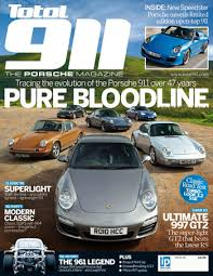 porsche 911 issues total 911 magazine total 911