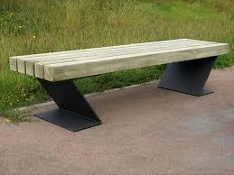 contemporary patio benches contemporary wooden garden furniture