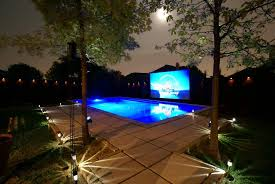 Backyard Theater Ideas Projector Days To Save On Backyard Theater Projectors
