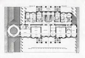 chateau floor plans baby nursery neoclassical house plans neoclassical house plans