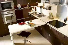 table coulissante cuisine table de cuisine avec plan de travail 6 cuisine for
