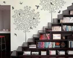 Diy Home Decor Ideas Songbirds Wall Stencils 10 Reusable Easy Diy Home Decor Wall