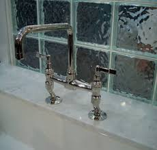 Bridge Faucets For Kitchen by Kitchen Faucets Q U0026a