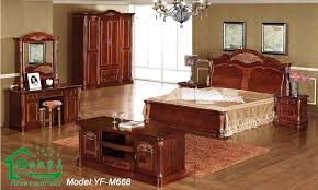 furniture 5 piece solid bedroom furniture with traditional area