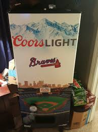how much sugar in coors light used coors light braves limited edition fridge in sugar hill