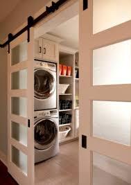 Modern Barn Doors Laundry Room With Modern Barn Doors Homedecort