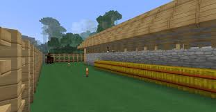 How To Build A Horse Barn In Minecraft Horse Corral Stable Ideas Survival Mode Minecraft Java