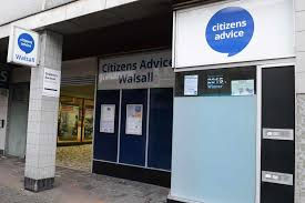 citizens advice bureau citizens advice petition launched walsall funding cuts