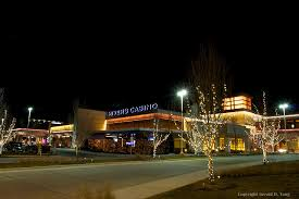 Rosemont Christmas Lights Rivers Casino 820825 Tangsphoto Stock