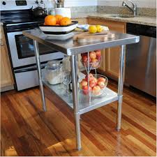 stainless steel kitchen island with seating great sophisticated kitchen island prep table kitchen prep tables