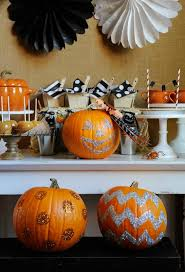 Halloween Pumpkin Decorating Ideas 25 No Carve Pumpkin Decorating Ideas
