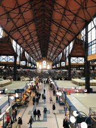 walking visit to the grand market budapest hungary picture of