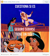 Memes Disney - 24 memes de disney con los que no podr磧s dejar de re祗r upsocl
