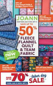 joann black friday joann fabrics ad preview best fabrics 2017