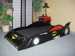 Race Car Bunk Bed Batmobile Car Bed Batmobile Full Bed Plans Do It Yourself Home