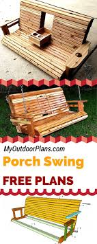 best 25 porch swings ideas on porch swing front
