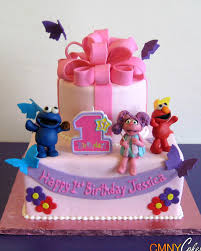 abby cadabby elmo cookie monster cake cmny cakes