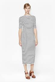 light blue and white striped maxi dress bodycon stripe maxi dress collections french connection