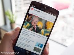 cbc news app completely revamped in latest update android central