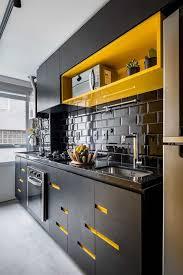 modern kitchen design yellow 34 stylish yellow kitchen ideas designs pictures
