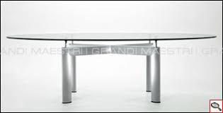 tavoli le corbusier le corbusier lc6 tavolo