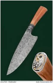 Damascus Steel Kitchen Knives Handmade Damascus Steel Kitchen Knives Set Of 4 Chef U0027s Knives