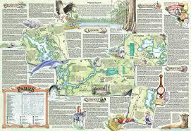 Adventure Map The Adventure Map U0026 Guide Of Citrus Co Fl