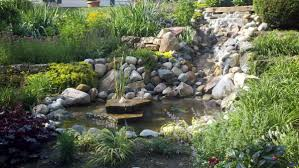 water features michigan backyard ponds waterfalls fountains