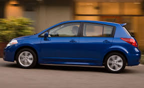 nissan tiida 2008 2010 nissan versa 1 8 sl hatchback u2013 instrumented test u2013 car and