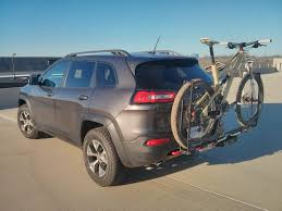 jeep grand cherokee trailhawk 2014 roof rack or hitch for bicycle 2014 jeep cherokee forums